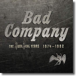 Cover: Bad Company - Swan Song Years 1974-1982