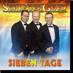 Cover: SchlagerGold - Sieben Tage