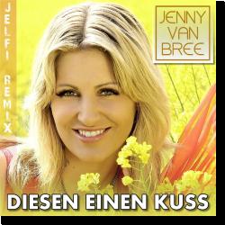 Cover: Jenny Van Bree - Diesen einen Kuss