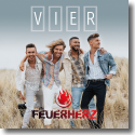 Cover: Feuerherz - Vier