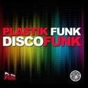 Cover:  Plastik Funk - Discofunk