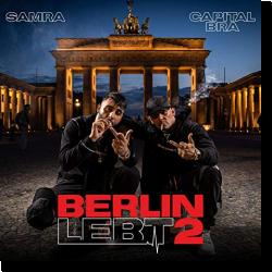 Cover: Capital Bra & Samra - Berlin lebt 2