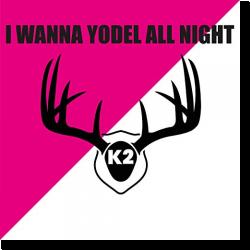 Cover: K2 - I Wanna Yodel All Night