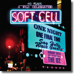 Cover: Soft Cell - Say Hello, Wave Goodbye (Live at the O2 Arena)