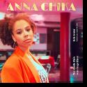 Cover: Anna Chika - Ich renn' (Schwarz und Weiß)