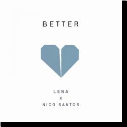 Cover: Lena & Nico Santos - Better