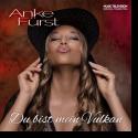Cover:  Anke Fürst - Du bist mein Vulkan