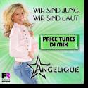 Cover: Angelique - Wir sind jung, wir sind laut (Price Tunes DJ Mix)