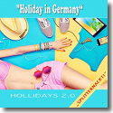 Cover:  Hollidays 2.0 - Holiday in Germany (Splitternackt)