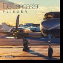 Cover: De Lancaster - Flieger