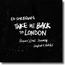 Cover: Ed Sheeran feat. Stormzy, Jaykae & Aitch - Take Me Back To London (Remixe)