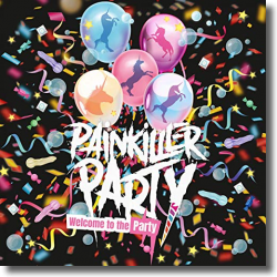 Cover: Painkiller Party - Welcome To The Party