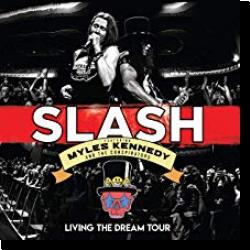 Cover: Slash - Living The Dream Tour