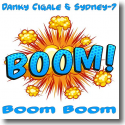 Cover: Danky Cigale & Sydney-7 - Boom Boom