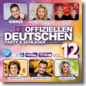 Cover:  Die offiziellen deutschen Party & Schlager Charts Vol. 12 - Various Artists