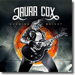 Cover: Laura Cox - Burning Bright