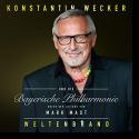 Cover:  Konstantin Wecker & Bayerische Philharmonie - Weltenbrand
