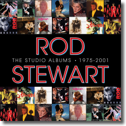 Cover: Rod Stewart - The Studio Albums 1975 - 2001