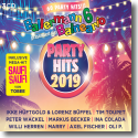 Cover:  Ballermann 6 Balneario präsentiert: Die Party Hits 2019 - Various Artists