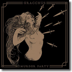 Cover: Gracchus - Murder Party
