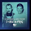 Cover:  DJ Herzbeat feat. Axel Fischer - 3 Tage in Prag