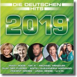 Cover: Die Deutschen Hits 2019 - Various Artists