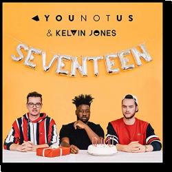 Cover: YouNotUs & Kelvin Jones - Seventeen