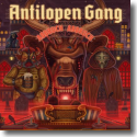 Cover:  Antilopen Gang - Abbruch Abbruch