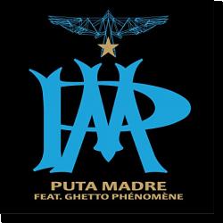 Cover: RAF Camora - Puta Madre