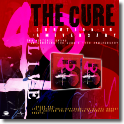 Cover: The Cure - 40 LIVE - Curaetion 25 - Anniversary