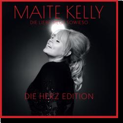 Cover: Maite Kelly - Die Liebe siegt sowieso (Die Herz Edition)