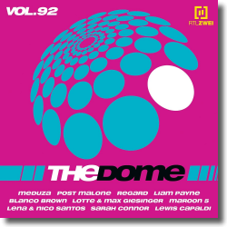 Cover: THE DOME Vol. 92 - Various Artists