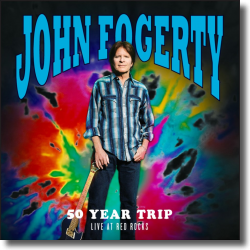 Cover: John Fogerty - 50 Year Trip: Live At Red Rocks