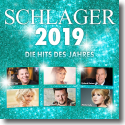Cover: Schlager 2019 – Die Hits des Jahres - Various Artists