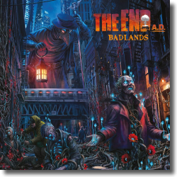 Cover: The End A.D. - Badlands