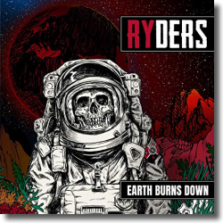 Cover: RYDERS - Earth Burns Down