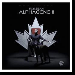 Cover: Kollegah - Alphagene II