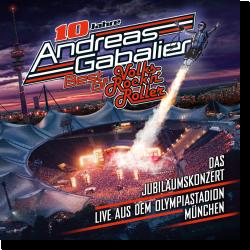 Cover: Andreas Gabalier - Best Of Volks-Rock'n'Roller - Das Jubiläumskonzert live aus dem Olympiastadion München
