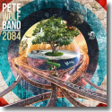 Cover:  Pete Wolf Band - 2084