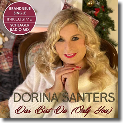 Cover: Dorina Santers - Das bist du (Only You)