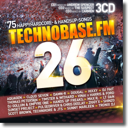Cover: TechnoBase.FM Vol.26 - Various Artists