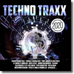 Cover: Techno Traxx 2020 - Various Artists