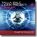 Cover:  Talla 2XLC & Junk Project - Omnia