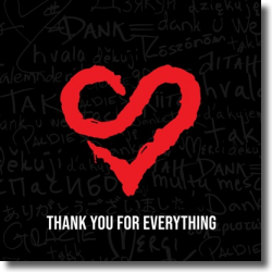 Cover: Sunrise Avenue - Thank You For Everything