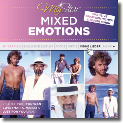 Cover: Mixed Emotions - My Star