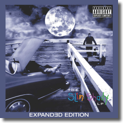 Cover: Eminem - The Slim Shady LP