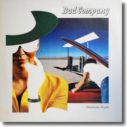 Cover: Bad Company - Desolation Angels (40th Anniversary Edition)