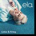 Cover: ela. - Liebe & Krieg