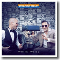 Cover:  Orange Blue - White | Weiss