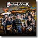 Cover:  Powerkryner - It's My Life